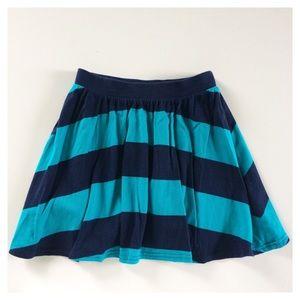 8-9Y GapKids Striped Skirt